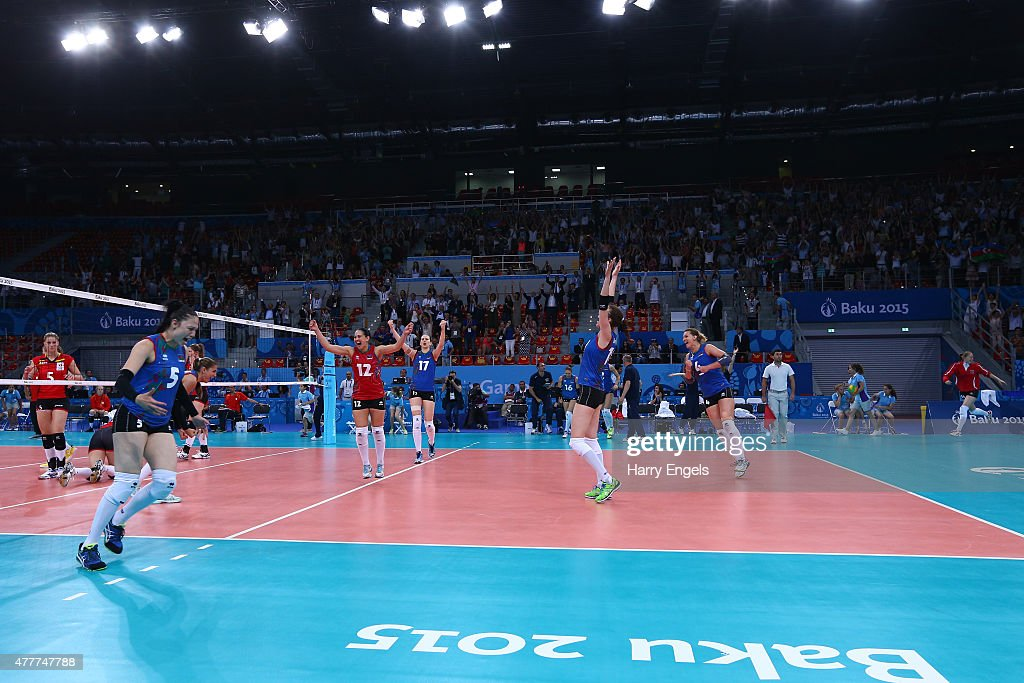 Azerbaijan at the 2015 European Games