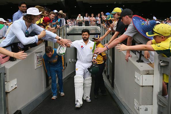 Australia v Pakistan - 2nd Test: Day 2 : News Photo