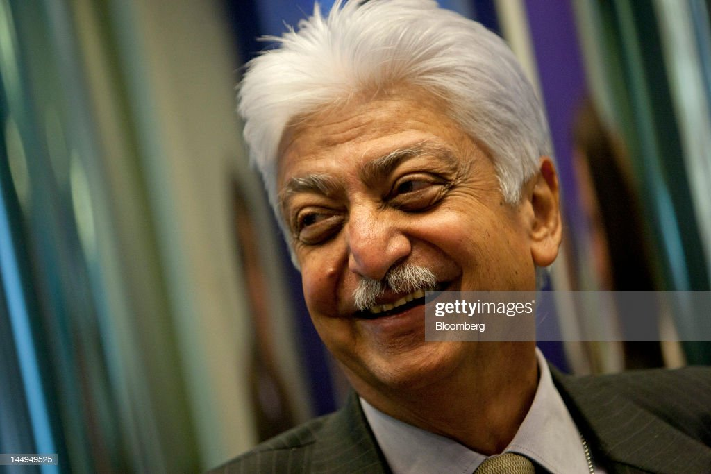 Wipro Ltd. CEO Azim Premji Interview
