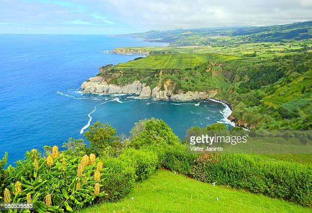 Azores seascape