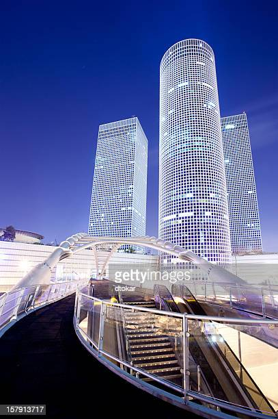 Azrieli centre in Tel Aviv