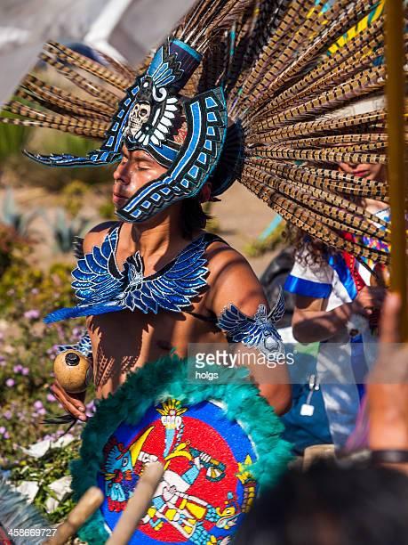 Azteca ballerino Città del Messico