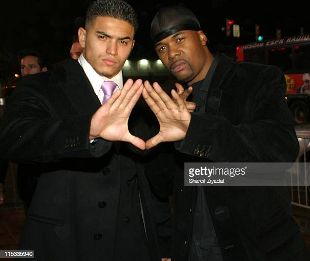 Aztek and Memphis Bleek during JayZ Celebrates The Grand Opening of The 40/40 Club in Atlantic City Inside at The 40/40 Club in Atlantic City New...