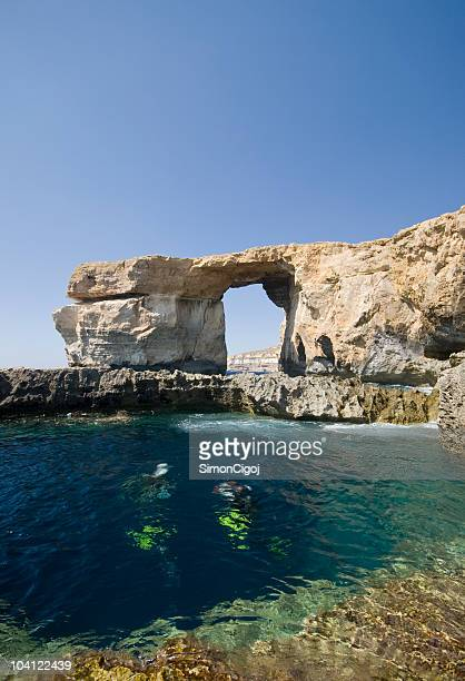 Azure window and Blue hole