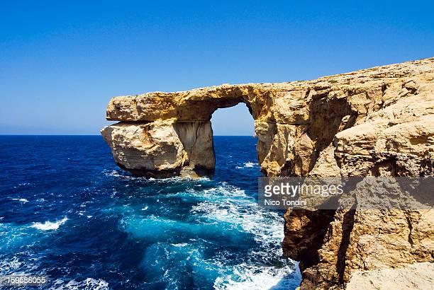 Azure Window , Gozo, Malta