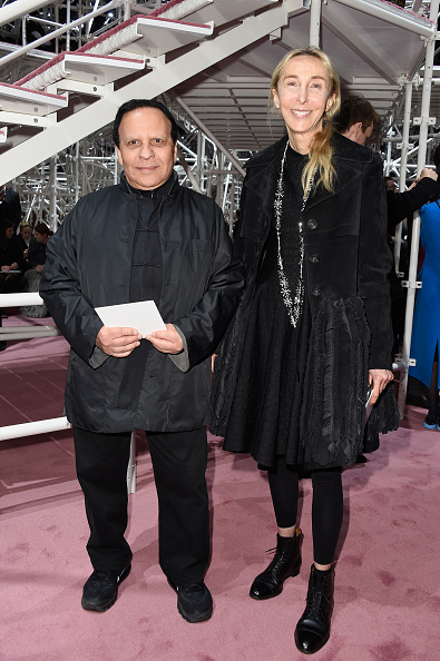 Azzedine Alaia Designer Label Stock Photos And Pictures