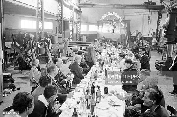 Bab El Oued End Of 1962 Le 5 décembre 1962 après les accords d'Évian du 18 mars 1962 mettant fin à la guerre et l'indépendance de l'Algérie le 5...