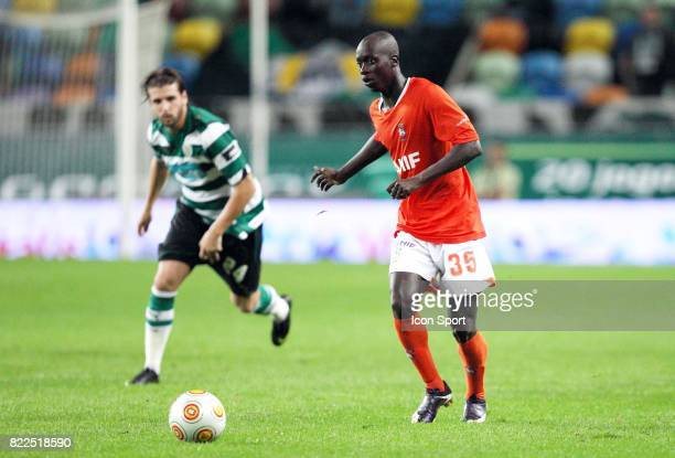 Baba DIAWARA Sporting Portugal / Maritimo Funchal 9e journee du Championnat Portugal
