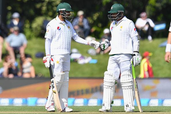 New Zealand v Pakistan - 1st Test: Day 3 : News Photo