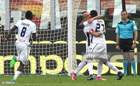 AC Milan v Empoli FC - Serie A : News Photo