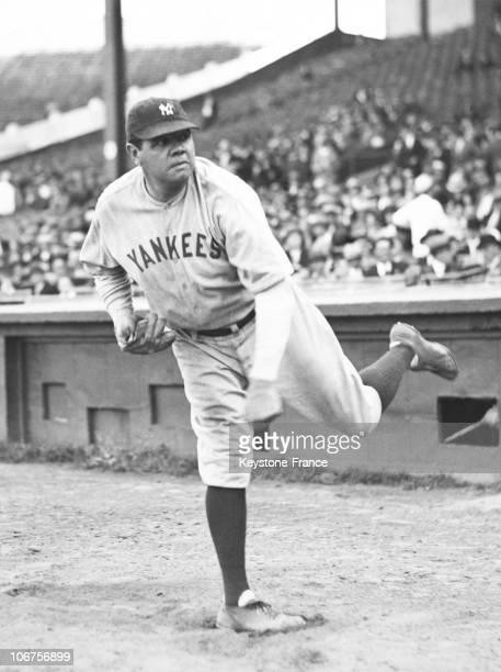 Babe Ruth Baseball 1930