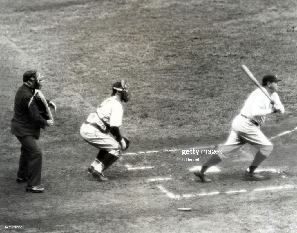 babe ruths baseball career 1895 1948 Get all the latest stats, fantasy news, videos and more on major league baseball right fielder babe ruth at mlbcom.