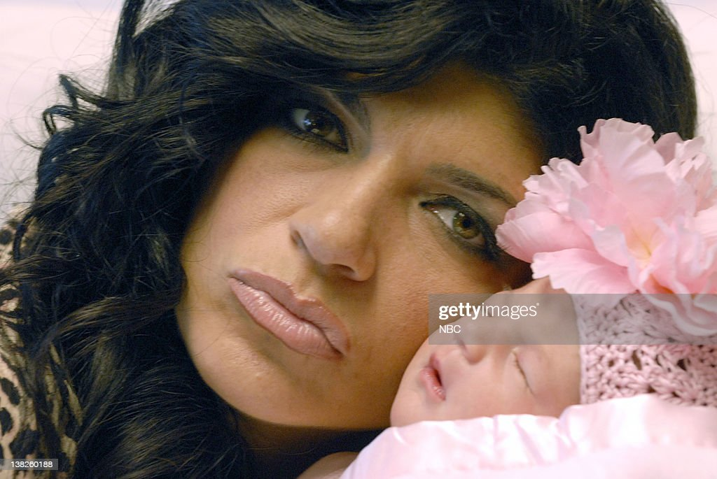 JERSEY -- 'Babies, Bubbles and Bubbies' Episode 204 -- Pictured: (l-r) <a gi-track='captionPersonalityLinkClicked' href=/galleries/search?phrase=Teresa+Giudice&family=editorial&specificpeople=5912953 ng-click='$event.stopPropagation()'>Teresa Giudice</a>, Audriana Giudice