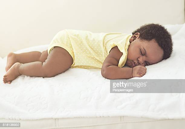 Babies need lots of rest