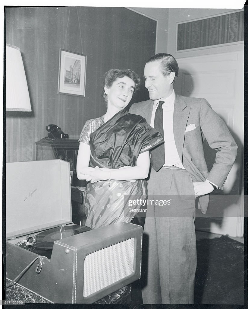 Barbara Hutton and von Cramm