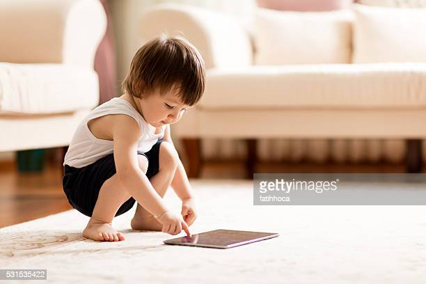 Bébé abd tablette