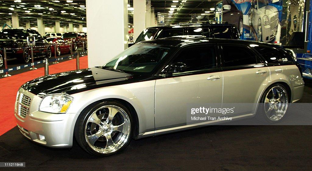 California International Auto Show at Anaheim Convention Center - October 5,