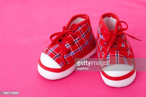 Baby Booties : Stock Photo