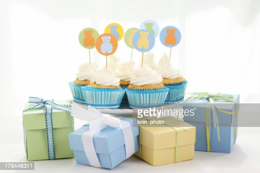 baby boy party : Stock Photo