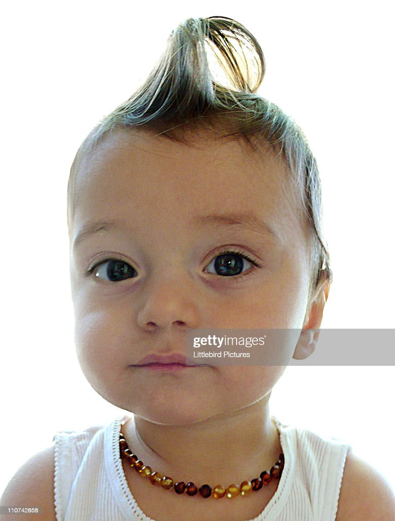 Baby boy portrait : Stock Photo