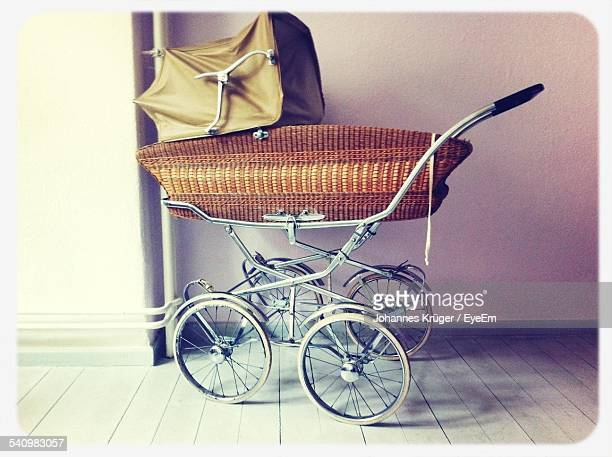 Baby Carriage In Home