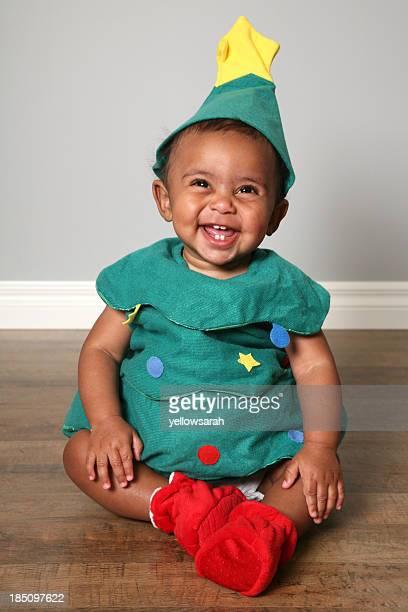 Bébé Sapin de Noël