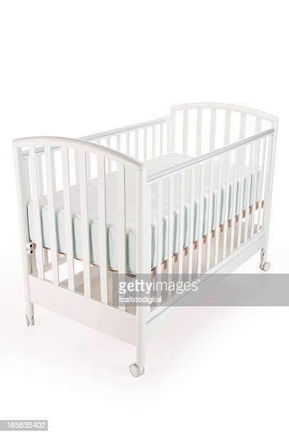 babybett stock fotos und bilder getty images. Black Bedroom Furniture Sets. Home Design Ideas