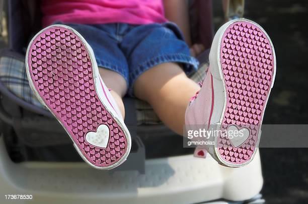 Bambino piedi