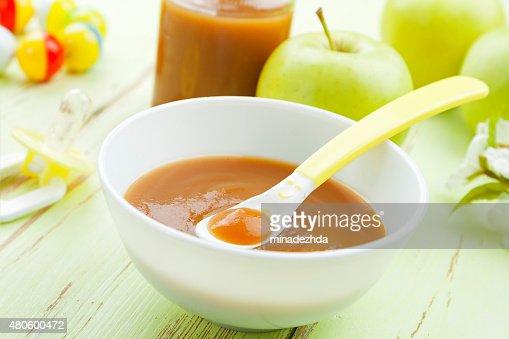Baby food : Stock Photo