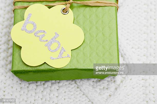 Baby gifts (close-up)