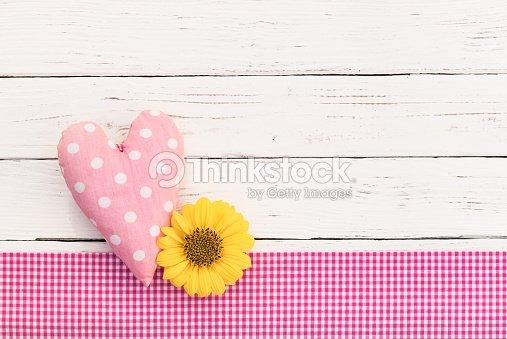 Baby girl birthday greeting card background with pink heart and baby girl birthday greeting card background with pink heart and blossom stock photo m4hsunfo