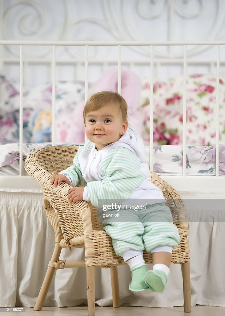 Baby girl : Stock Photo