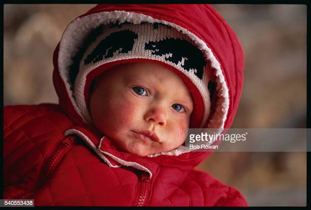 Baby in Snow Suit