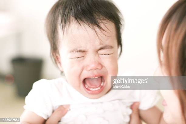 Baby is crying
