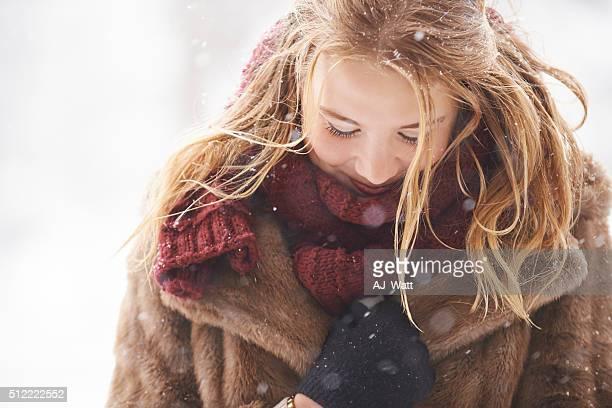 Bébé, it s froide à l'extérieur