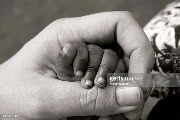 Baby Orphan Hand