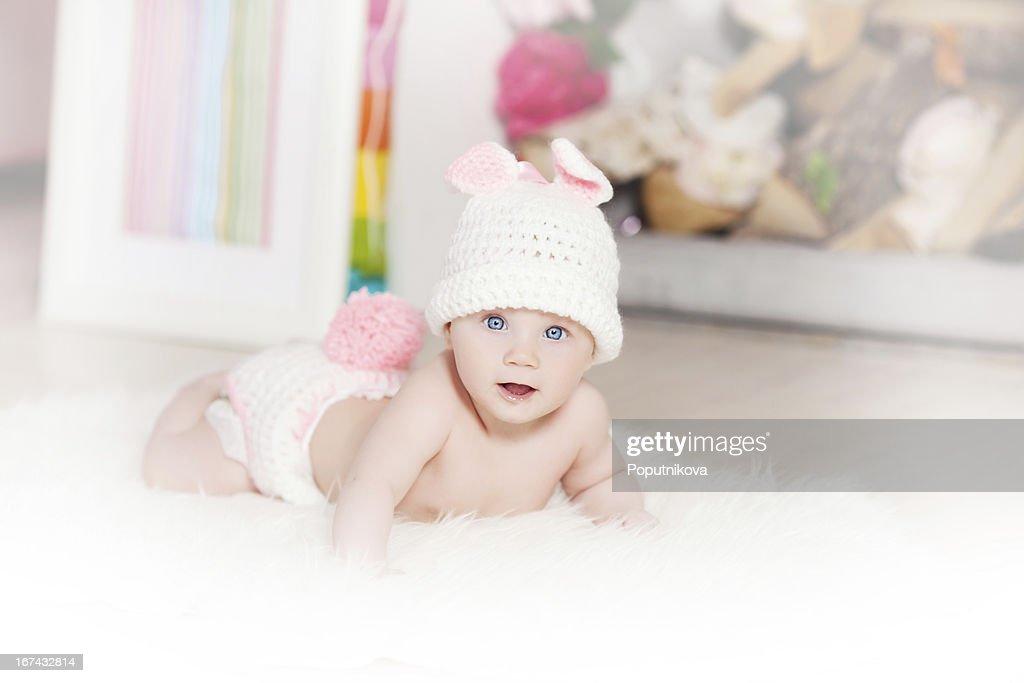 Bebé : Foto de stock