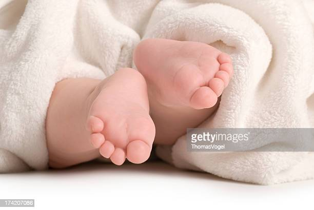 Baby series. feets