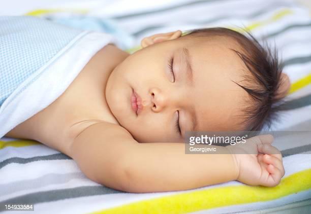 Bébé dormir