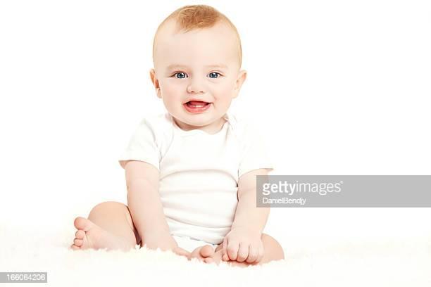 Bébé souriant