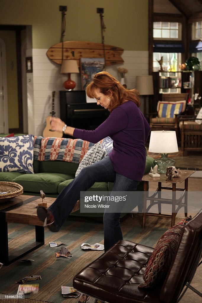 COUNTRY - 'Baby Steps' - After Kim shows her a tabloid story about Bobby's new romance, Reba reluctantly agrees to her first post-divorce blind date. Despite Kim's interference, the presence of her meddling mother, and an untimely tiff between her kids, Reba discovers that she is ready to get back in the saddle, on 'Malibu Country,' FRIDAY, NOVEMBER 9 (8:30-9:00 p.m., ET) on the ABC Television Network. REBA