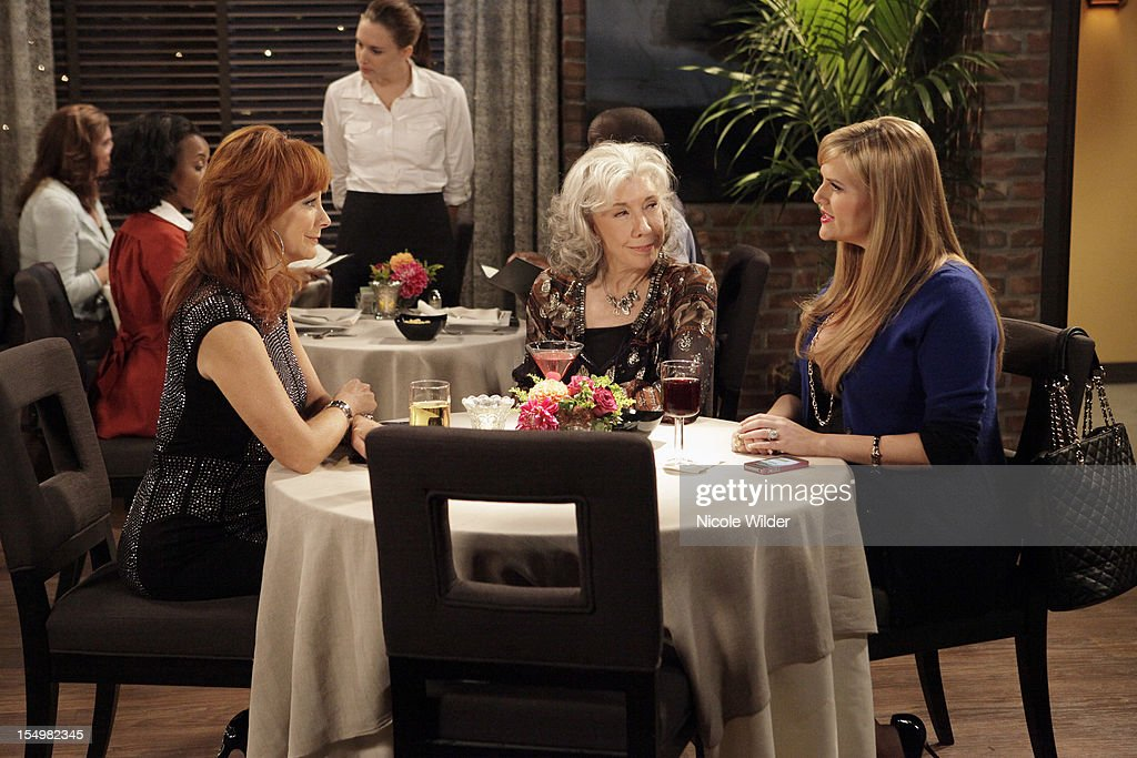 COUNTRY - 'Baby Steps' - After Kim shows her a tabloid story about Bobby's new romance, Reba reluctantly agrees to her first post-divorce blind date. Despite Kim's interference, the presence of her meddling mother, and an untimely tiff between her kids, Reba discovers that she is ready to get back in the saddle, on 'Malibu Country,' FRIDAY, NOVEMBER 9 (8:30-9:00 p.m., ET) on the ABC Television Network. REBA, LILY