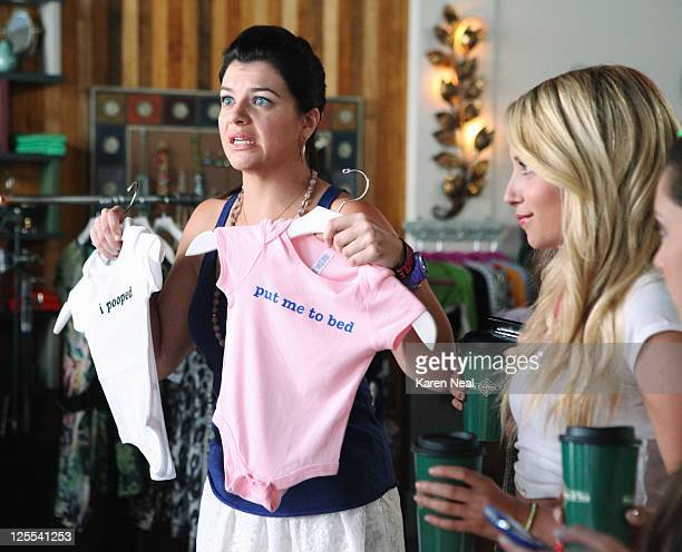 ENDINGS 'Baby Steps' Alex's cute line of slogan tshirts for babies become inappropriately popular with teen girls who make her store their newest...