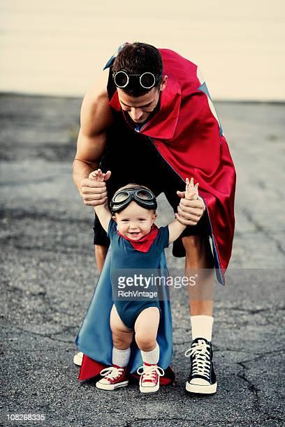 Baby-Superheld