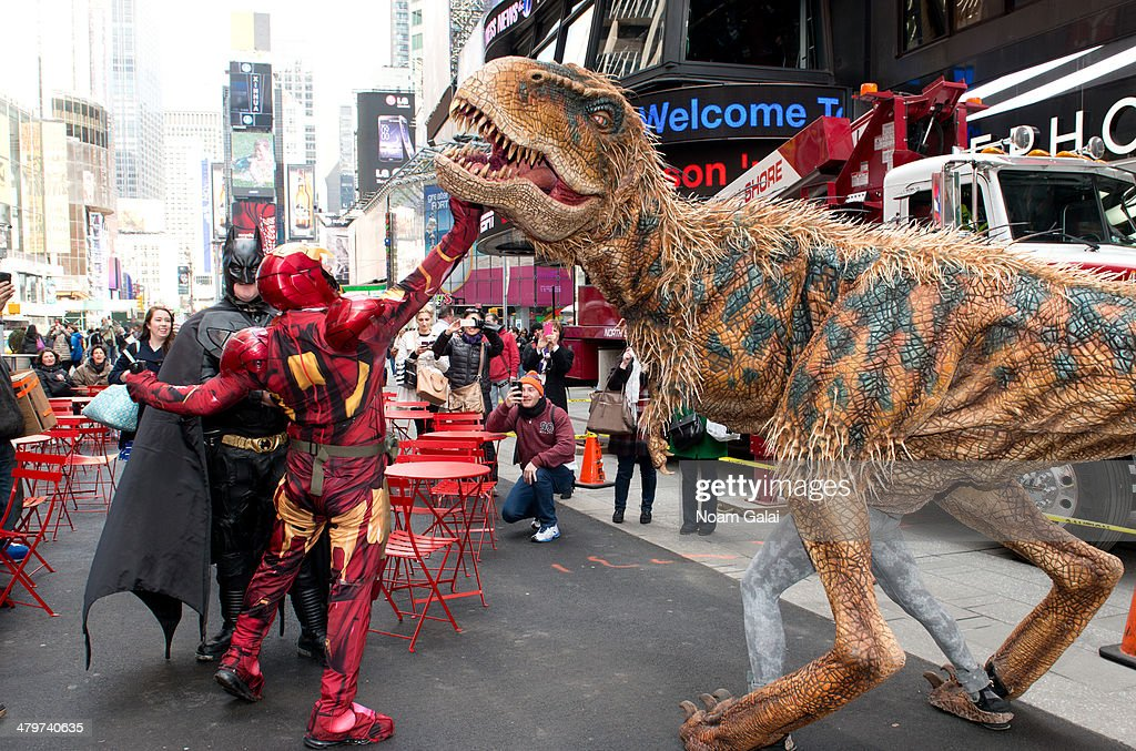 Walking With Dinosaurs New York Tickets