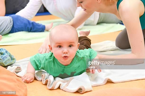 Bébé Yogagroup de remise en forme