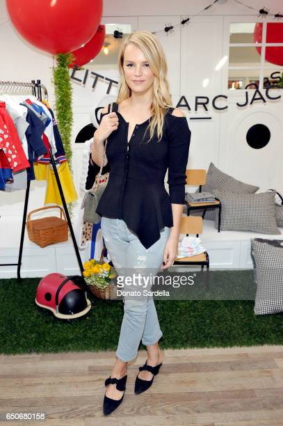 Baby2Baby founder Kelly Sawyer Patricof attends Little Marc Jacobs Celebration benefitting Baby2Baby on March 9 2017 in Los Angeles California