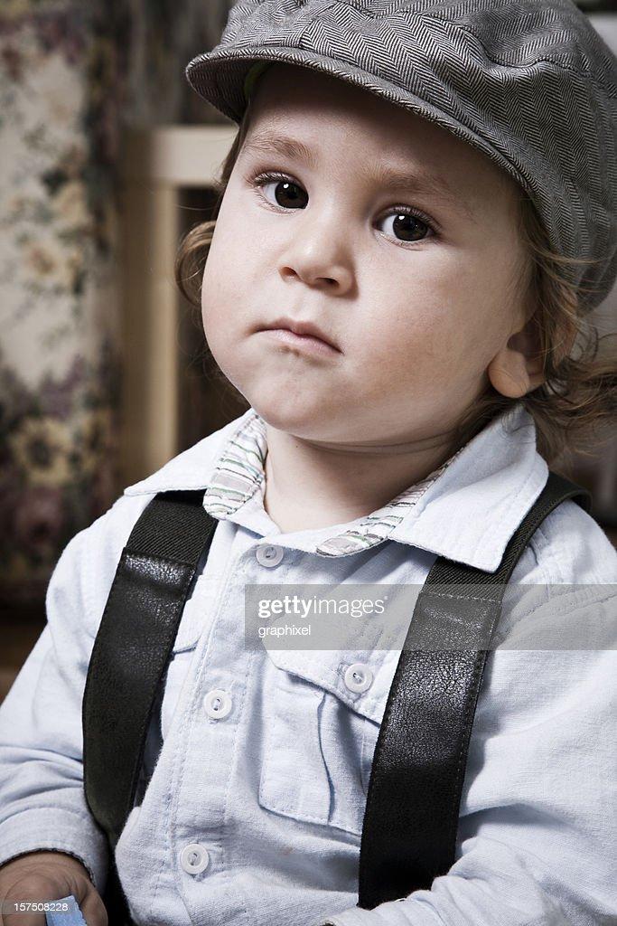 Babyboy Ritratto : Stock Photo
