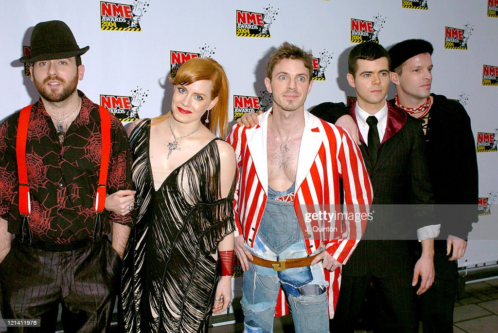 NME Awards 2004 - Arrivals