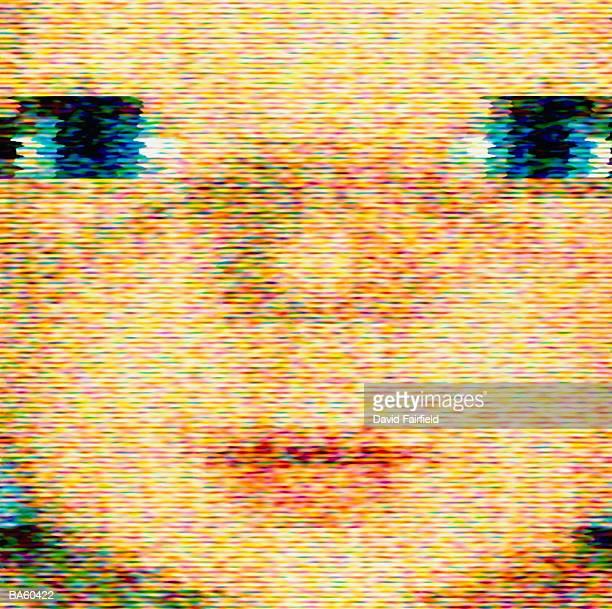 Baby's face (digital enhancement)